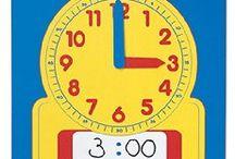 Time | Teaching Ideas