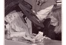 Hilo Malaletra / Hilo busca crear una colección de libros de arte contemporáneo con capacidad de distribución en cualquier sitio o dispositivo que tenga la posibilidad de estar conectado a la red.  La colección se centra en invitar artistas visuales para que desarrollen un proyecto editorial específico, donde la obra suceda dentro del formato del libro digital.