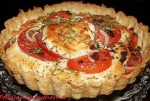 Pies - Savory / Because I believe pies should be a meal too!