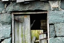 lost, forgotten, worn, found....... / A collection of places and objects now recognised for their beauty through decay and neglect over time.  Each one has a story to tell especially deserted buildings.
