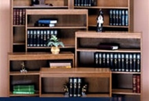 Contemporary Bookcases / Mark Downs only selects American walnut, mahogany, cherry, black and two shades of oak veneers plus heavy duty Novacore construction are combined with Old World Craftsmanship in this fine piece of quality office furniture. Our attention to detail is unmatched by any other!