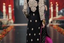Black magic / Pakistani suit