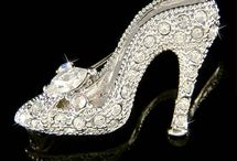 Glass slippers / by juanice Rainwater