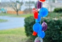 KIDDOS gettin crafty. / by Kimberly Powers