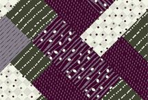 Kira collection designed by Stoffabrics / Ask for Stoffabrics at your local quilt shops and fabric retailers.