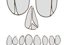 Magliette con teschi (da fare)