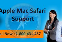 Apple MAC Safari Contact Number
