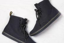 botas, tennis, zapatos