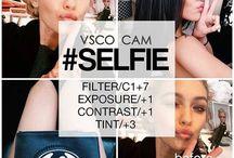 VSCO CAM FILTROS