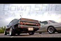 Retro Japanese Cars