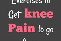 training specific pains