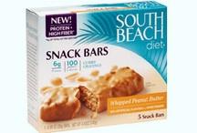Healthy snacks / by Jessica Ormeno