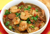 spicy new Orleans gumbo