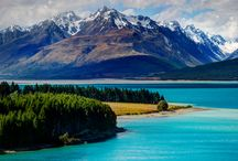 NEW ZEALAND - paradise / by Pam Smith