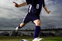 Voetbal poses