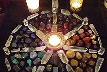 Crystals / Crystal grids, crystal healing, love from Mother Earth