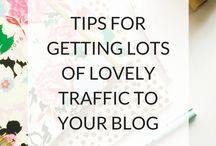 Blogging Tips / Blogging advice, blogging tips, social media advice - it's all helpful! http://www.vixmeldrew.com