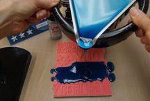Craft Ranger Melting Pot / Tutorials and ideas using the Melting pot