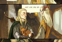 LotR/ Hobbit ❤
