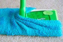 Tricks zum saubermachen