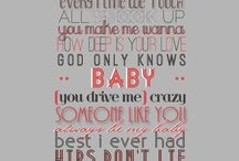 Put you in a song (lyrics)