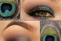 Make up 'n mascara