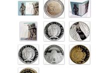 2016: numismatica