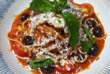 """New chapter  """"Jamie's Italian"""" / Awesome Italian food  With a touch Jamie Oliver touch"""