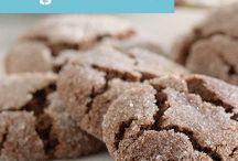 Bread, Cakes, Cookies & Desserts