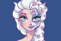 Maquillaje personaje
