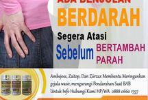 Obat Wasir Berdarah / Untuk Pemesanan Obat Wasir Berdarah Hubungi Kami: HP/WA 0888 0660 1757