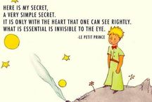 The Little Prince / Anything and everything to do with The Little Prince by Antoine De Saint-Exupery