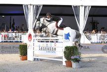 LONGINES GLOBAL CHAMPIONS TOUR LAUSANNE 2014 VIP / De verzorging VIP arrangementen Longines Global Champions Tour Lausanne seizoen 2014