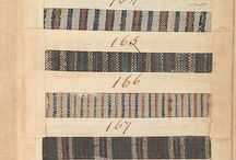 Textiles / Textile samples for fabric research