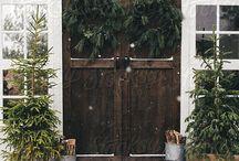 Exteriors / Home exteriors, colors,doors,trim / by Laura Castle