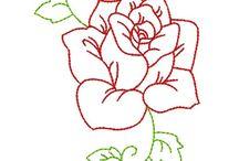 flores adorno