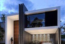 Moderne villa's