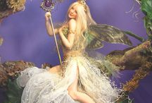 Amazing Dolls_Fantasy  / by Loretta Cannon Proctor