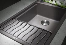 Kitchen Sinks / Kitchen sinks from the many wonderful brands we carry! / by Nicole at Macy Construction