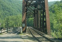 History of the New River Gorge