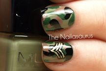 Nails / by Lisa Colliflower
