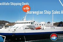 NORWEGIAN SHIP SALES A/S DF560 'BJØRNEFJORD'