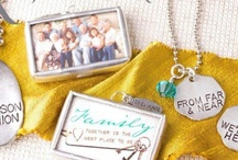 Jewel Cade Photo Charms / With Jewel Kade Photo Charms you can wear what you love, close to your heart. We can will handcraft your photo charm with your favorite photo from our Vita Images photography session.  / by Vita Images