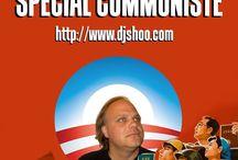 DJ SHOO  chez les Comunistes / DJ SHOO  chez les communistes  ce vendredi sur Atomik Radio.  www.atomik-radio.fr www.djshoo.com