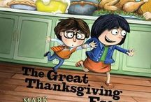 Thanksgiving Books / Looking for a great read about Thanksgiving? Check out these books that we have!