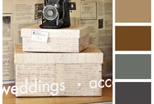 My new favorite color palette / by Christina VanLaningham