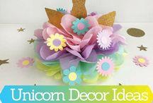 ideas unicornio