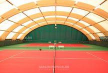 Теннисный клуб в Глаголево-парк