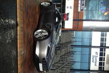 Exclusive Wedding Event / Photos of the Aston Martin Virage at Hampden Park for the Exclusive Wedding Event Feb 15 and 16 2014.