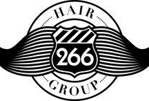266 Hair Group / Eduardo Garcia de VOGA estilistas y Mikel Jaimerena de JAIMERENA peluqueros se unen para crear un concepto diferente de peluqueria y barbería creativa, todo lo que el nuevo hombre y su look necesitan para estar a la ultima Desde aquí os mostraremos colecciones, cursos, demostraciones y todo cuanto te ha que ver con 266